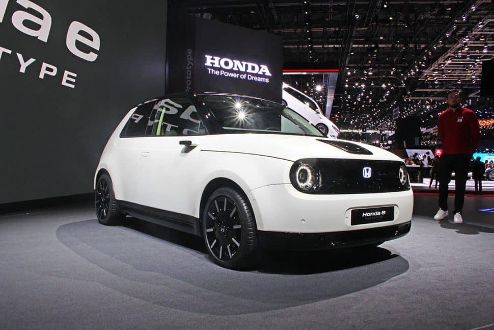 Honda e Prototype 2019 The Car Expert