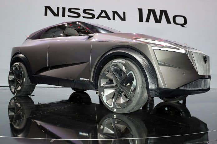 Nissan IMQ | The Car Expert
