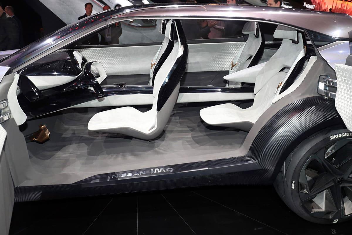 Nissan IMQ The Car Expert