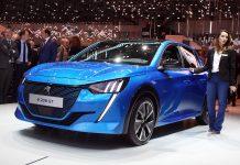 Peugeot e-208 - Geneva 2019 | The Car Expert