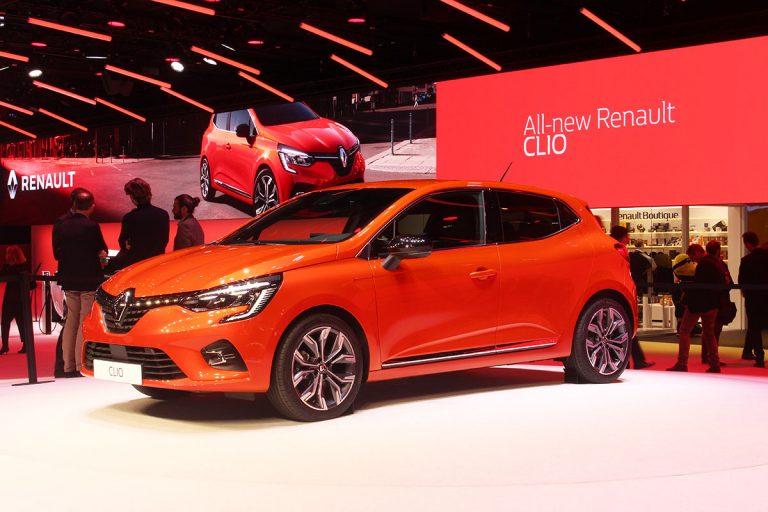 Geneva: New Renault Clio on sale in Autumn