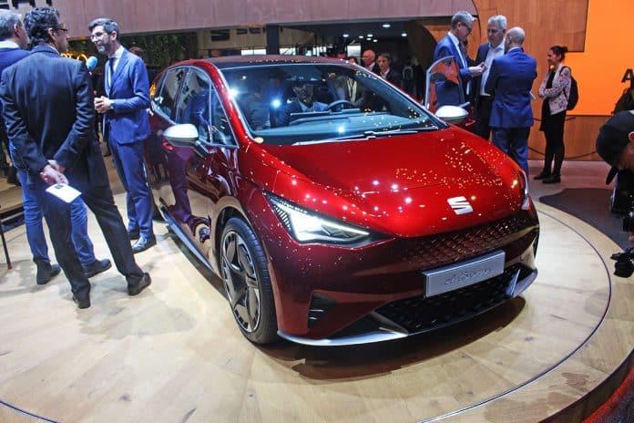 SEAT el-Born concept 01 - Geneva 2019 | The Car Expert