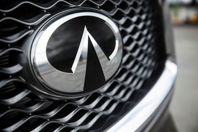 Infiniti is leaving western Europe