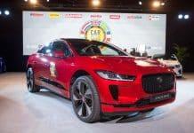 Jaguar I-Pace wins 2019 European Car of the Year