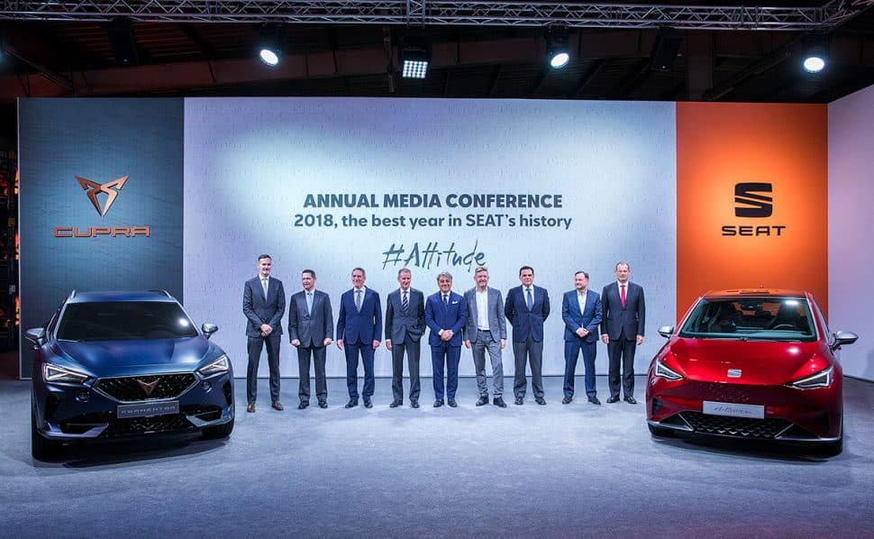 SEAT promises six electric cars by 2021 1