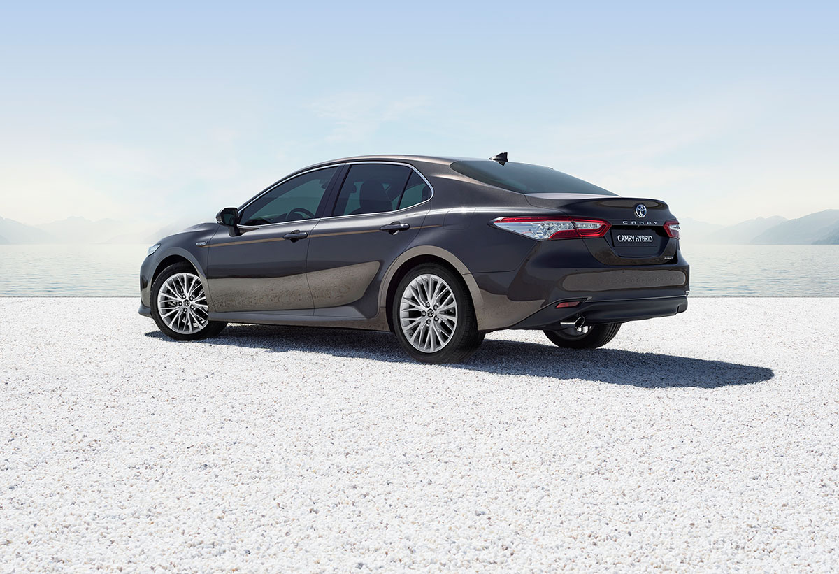 Toyota Camry The Car Expert