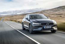 2019 Volvo V60 Cross Country review wallpaper | The Car Expert