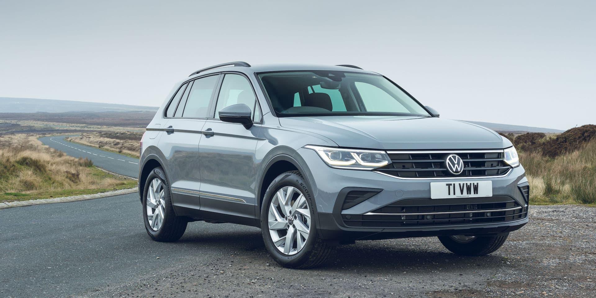 Volkswagen Tiguan (2021 onwards) - Expert Rating