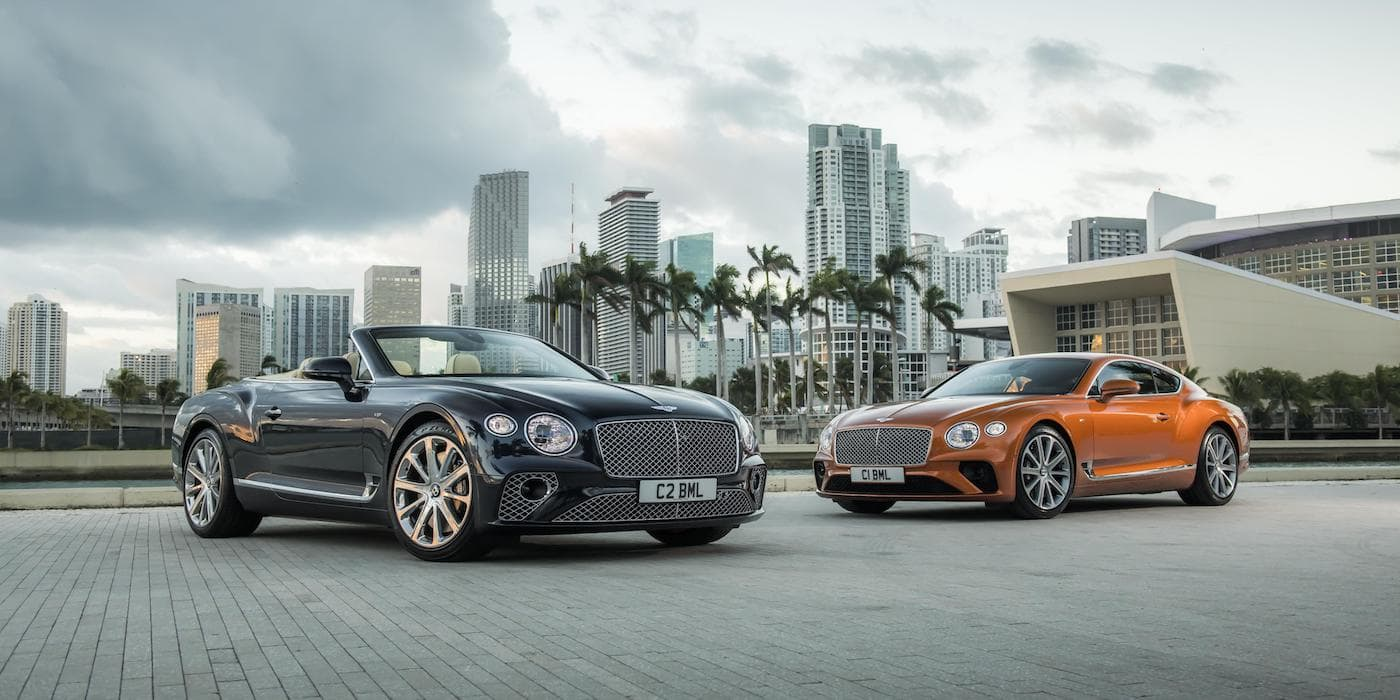 Bentley Continental GT and GTC V8 | The Car Expert