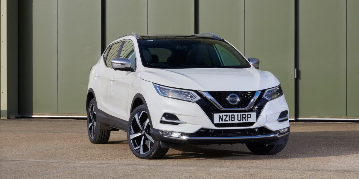 Nissan Qashqai (2014 onwards) Expert Rating