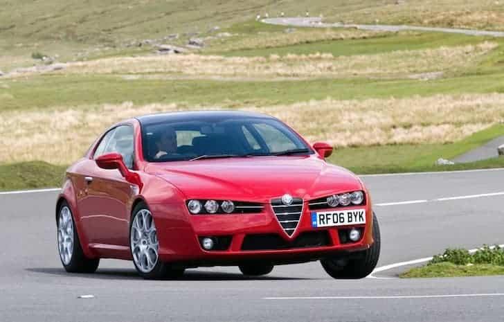 Alfa Romeo Brera V6 | The Car Expert