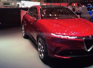 Alfa Romeo Tonale concept 01 - Geneva motor show | The Car Expert