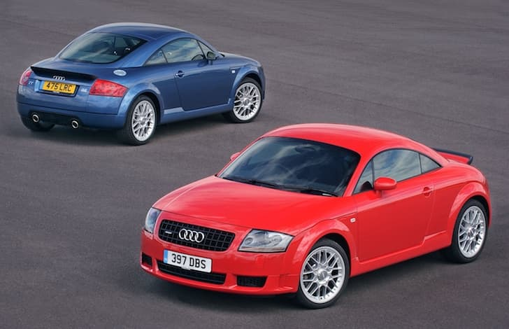 Audi TT Mk1 3.2 V6 quattro | The Car Expert