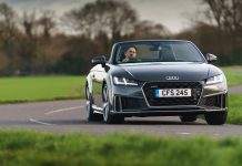 Audi TT Roadster test drive wallpaper 2019 | The Car Expert
