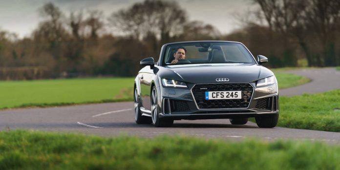 Audi TT Roadster test drive wallpaper 2019   The Car Expert