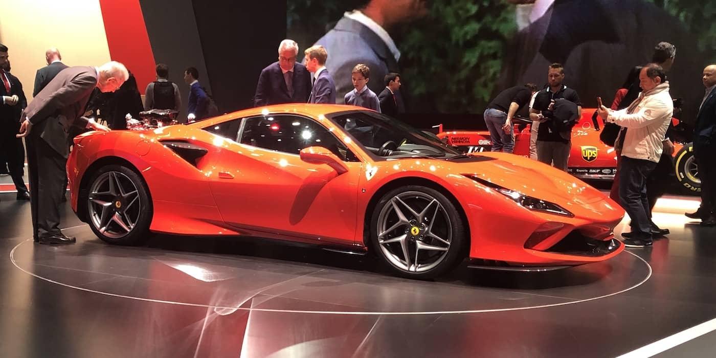 Ferrari F8 Tributo 02 - Geneva 2019 | The Car Expert