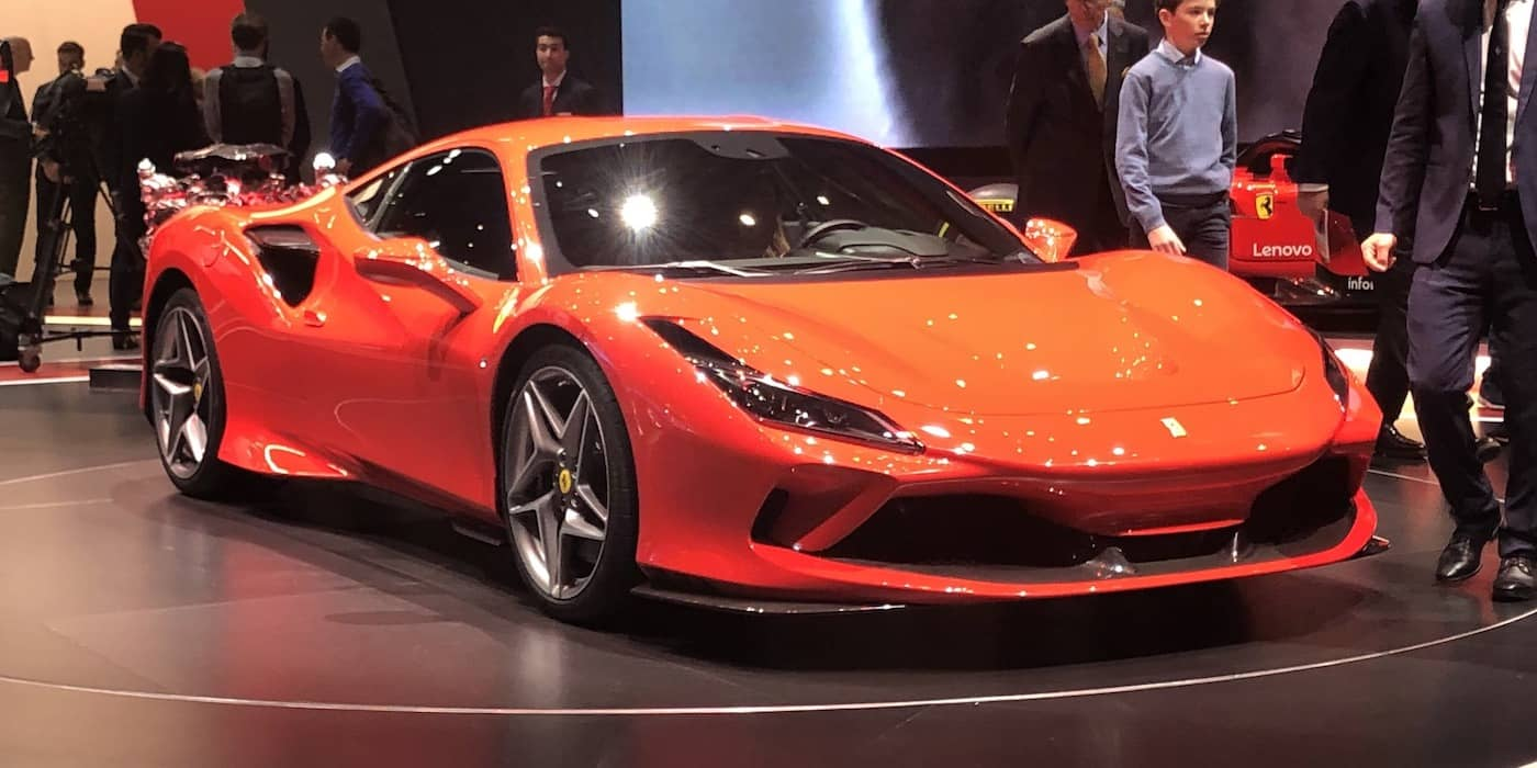 Ferrari F8 Tributo 01 - Geneva 2019 | The Car Expert