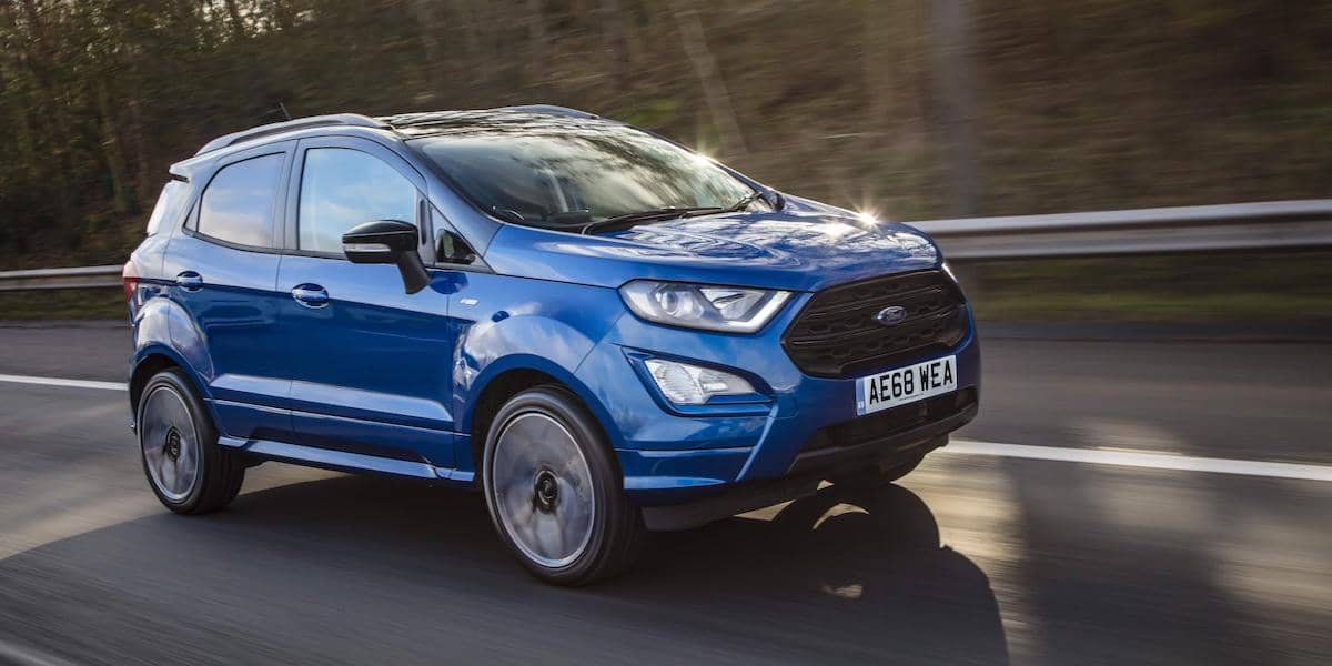 Ford EcoSport 2018 - ratings and reviews | The Car Expert