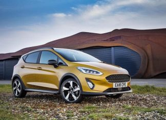Ford Fiesta Active - February 2019