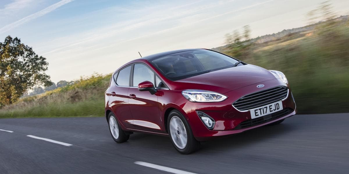 Ford Fiesta 2017 News Reviews Safety And Eco Ratings