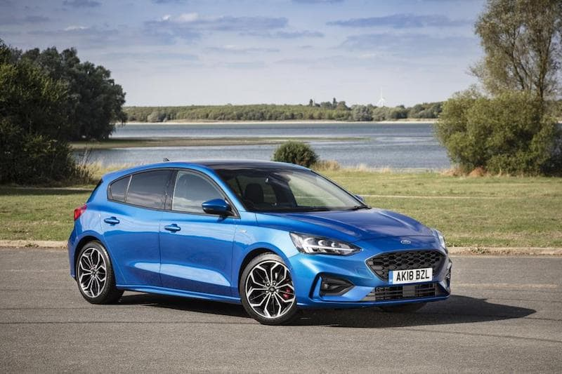 Ford Focus (2018) - front view   The Car Expert