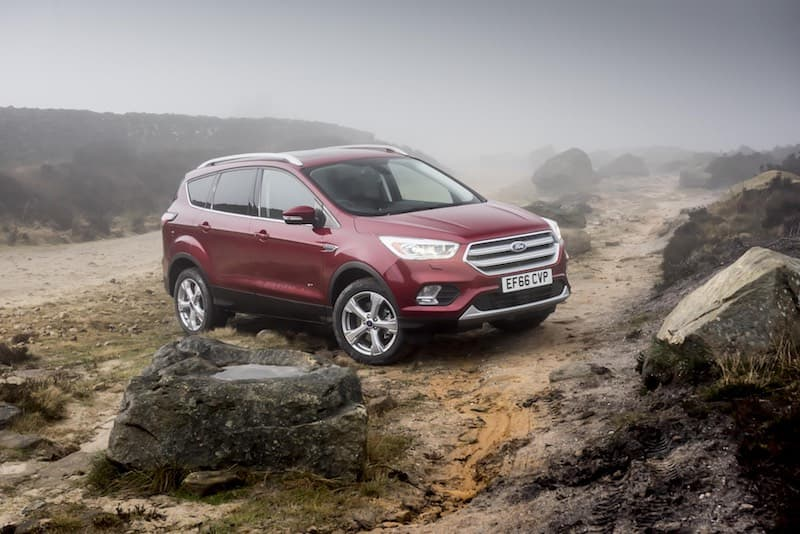 Ford Kuga (2017) - front | The Car Expert