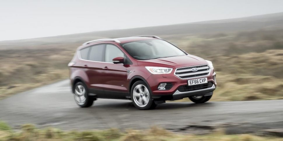 Ford Kuga 2017 - ratings and reviews | The Car Expert