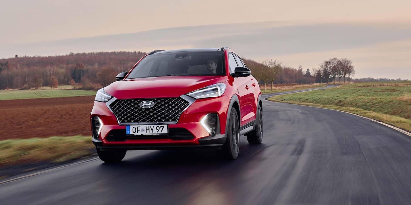 Hyundai Tucson N Line | The Car Expert