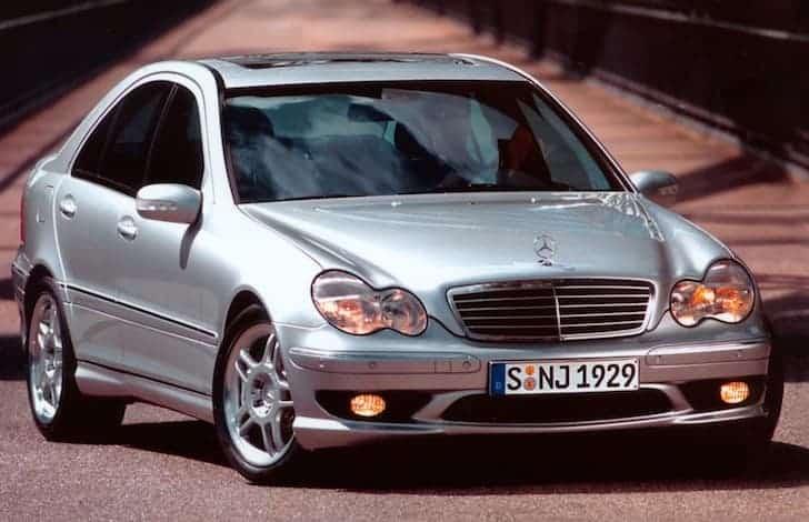 Mercedes-Benz C32 AMG | The Car Expert