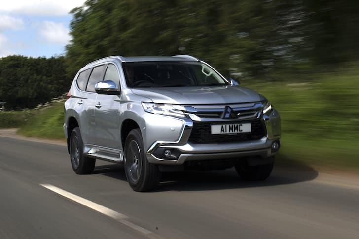 2019 Mitsubishi Shogun Sport road test - front | The Car Expert