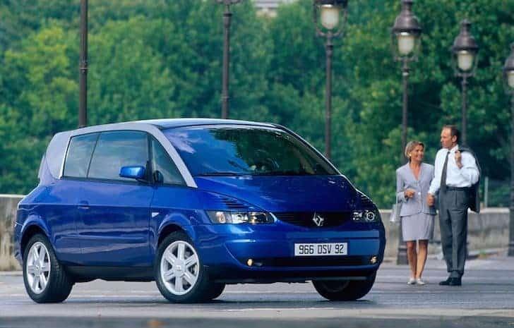 Renault Avantime V6 | The Car Expert