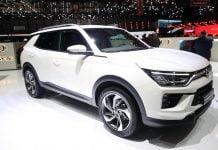 SsangYong Korando - Geneva 2019 | The Car Expert
