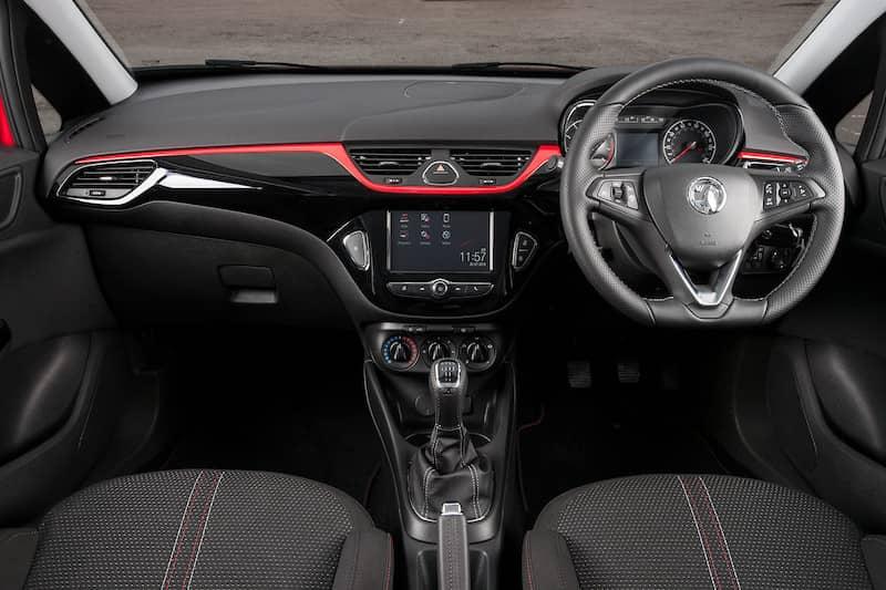 Vauxhall Corsa 1