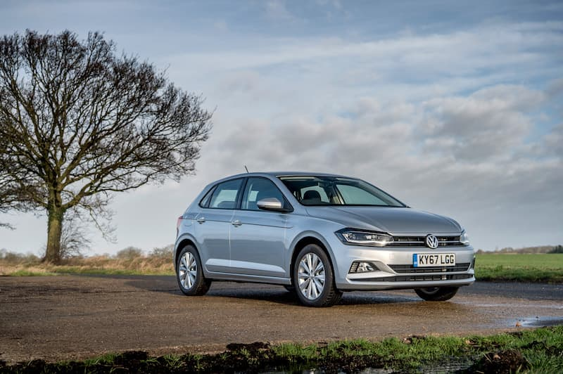 Volkswagen Polo (2017) - front | The Car Expert