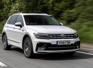 Volkswagen Tiguan 2016 - ratings and reviews | The Car Expert