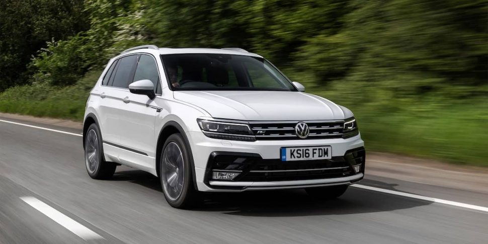 Volkswagen Tiguan 2016 - ratings and reviews | The Car Expert
