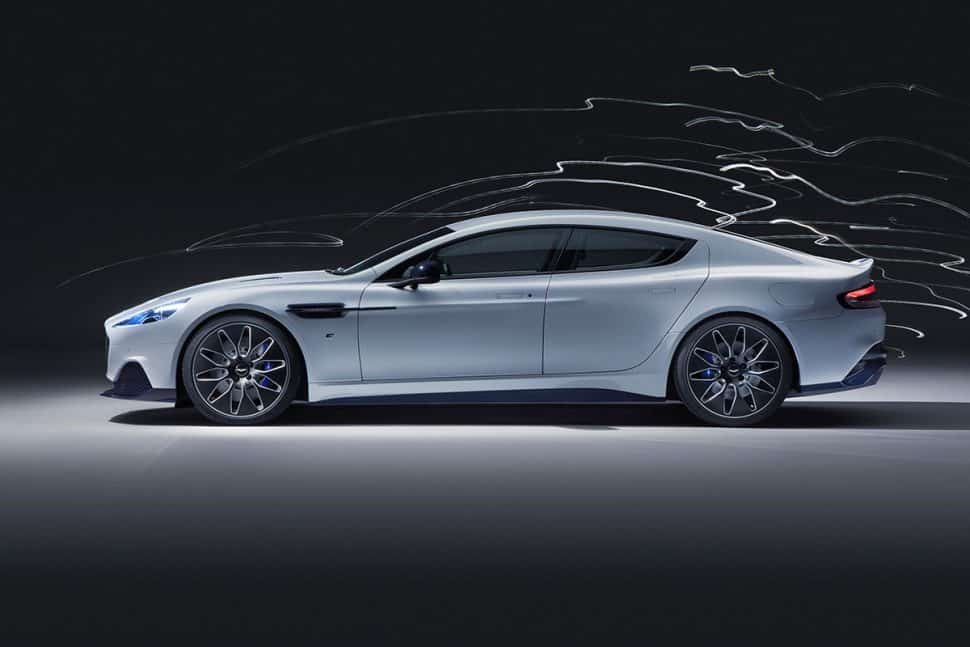 Aston Martin Rapide E The Car Expert