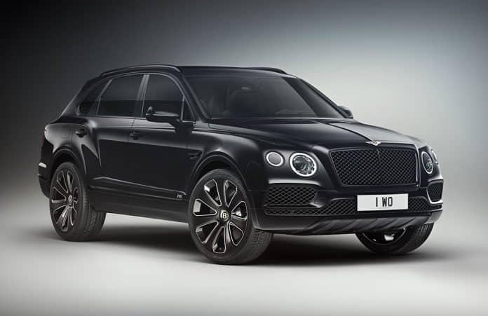 Bentley Bentayga Design Edition The Car Expert
