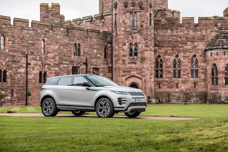 Range Rover Evoque (2019) review - front | The Car Expert