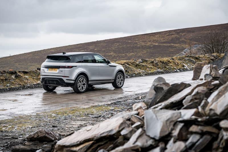 Range Rover Evoque (2019) review - rear | The Car Expert
