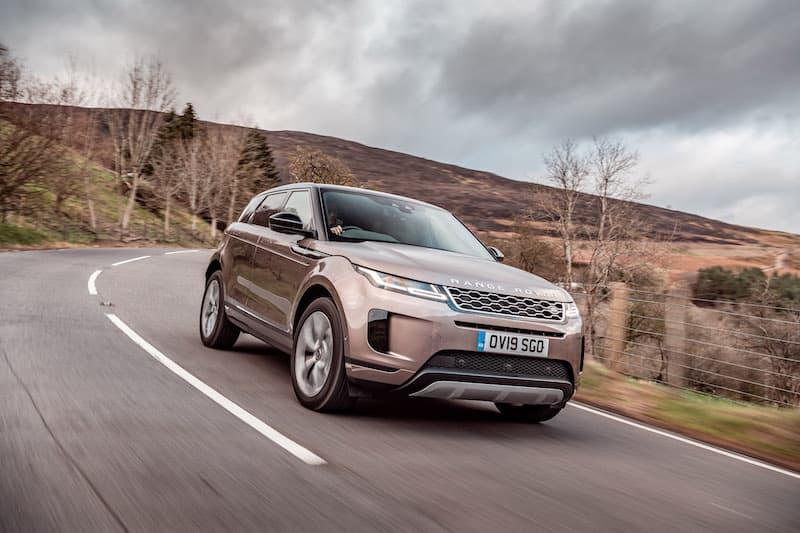 Range Rover Evoque review 1