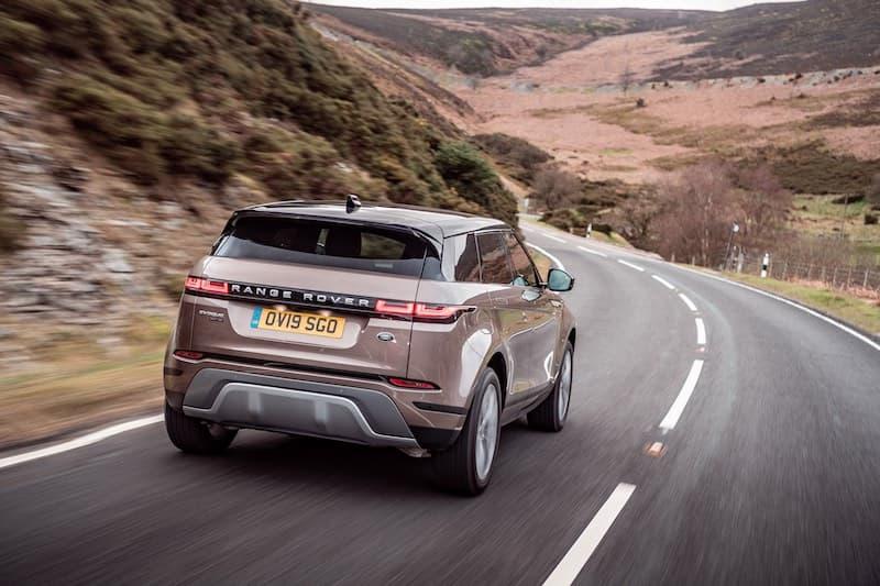 Range Rover Evoque review 2