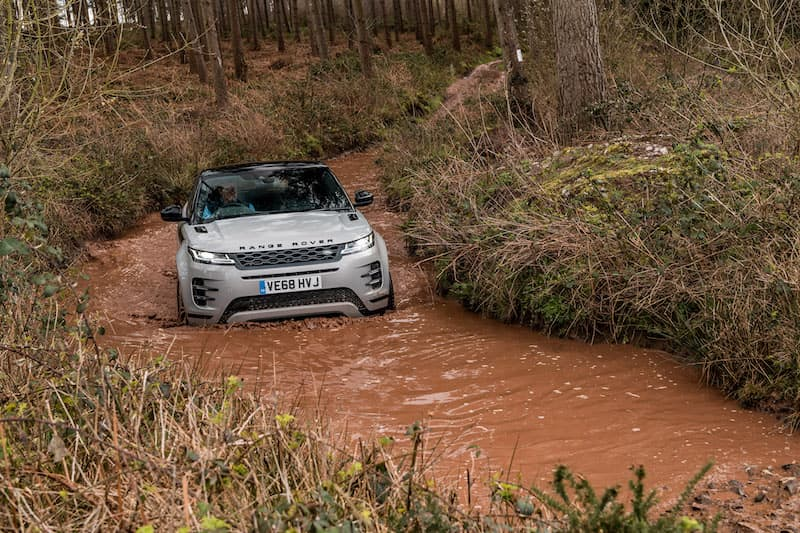 Range Rover Evoque review 5