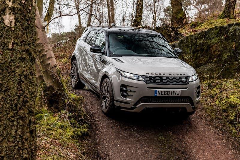 Range Rover Evoque review 3