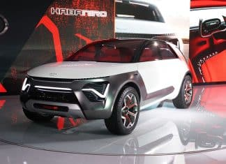 Kia HabaNiro concept The Car Expert