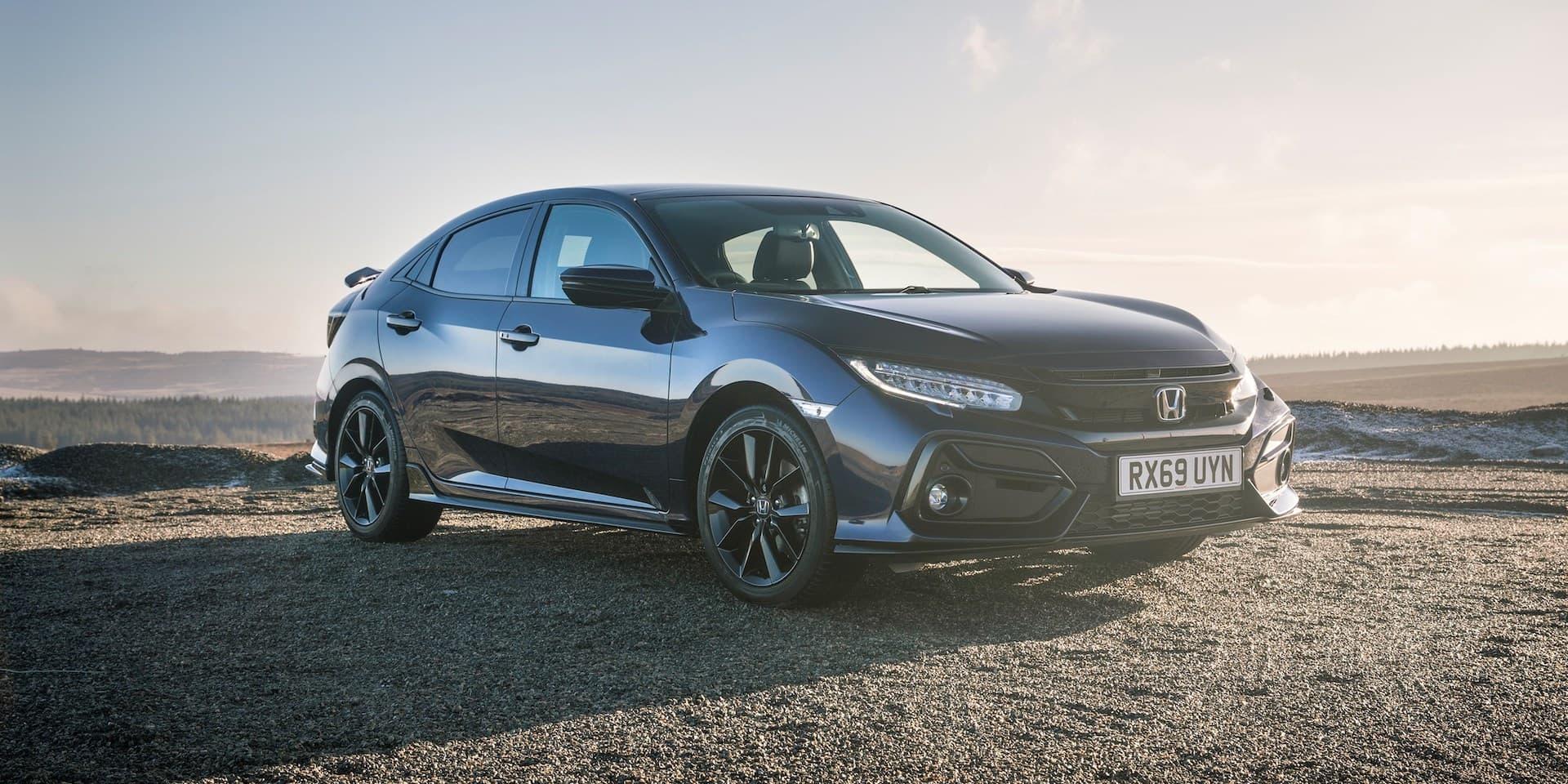 Honda Civic (2017 onwards) Expert Rating