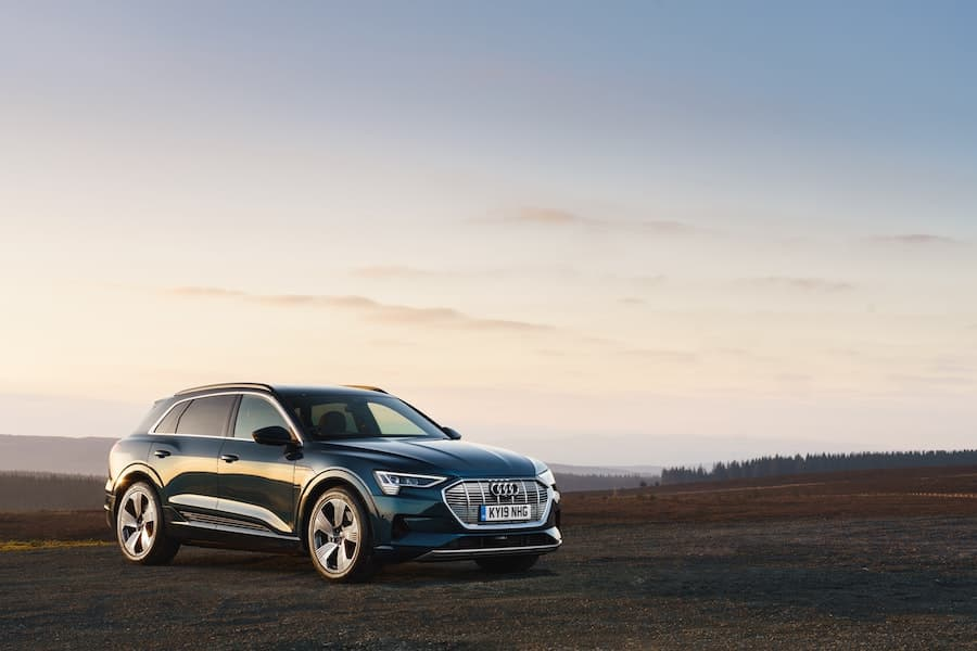 2019 Audi e-tron review - front | The Car Expert