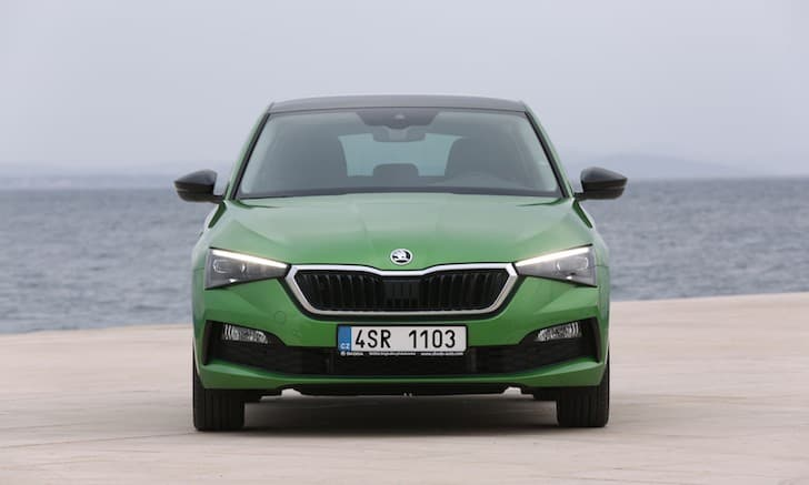 2019 Skoda Scala review - front | The Car Expert