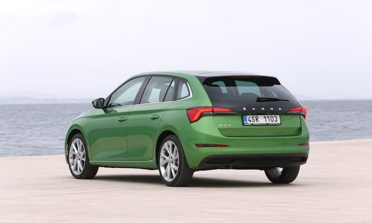 2019 Skoda Scala review - rear | The Car Expert