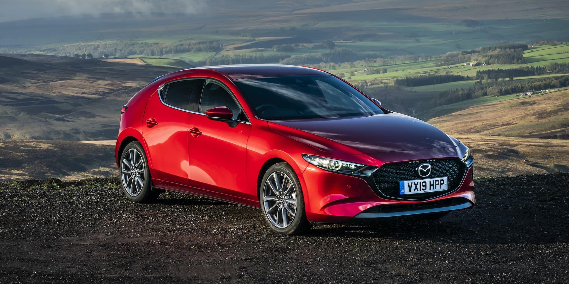Mazda 3 hatchback (2019 onwards) Expert Rating